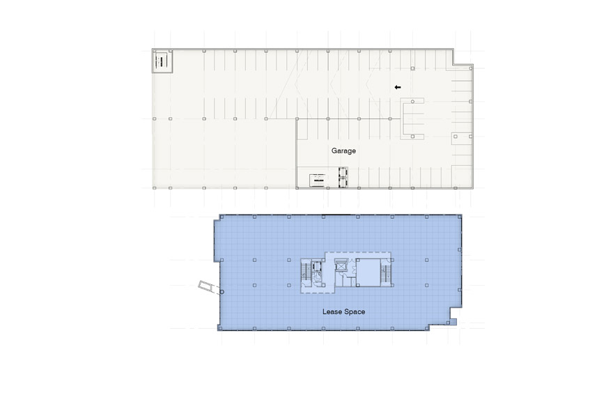 Floorplans Methodist Medical Office Building Pavilion 1